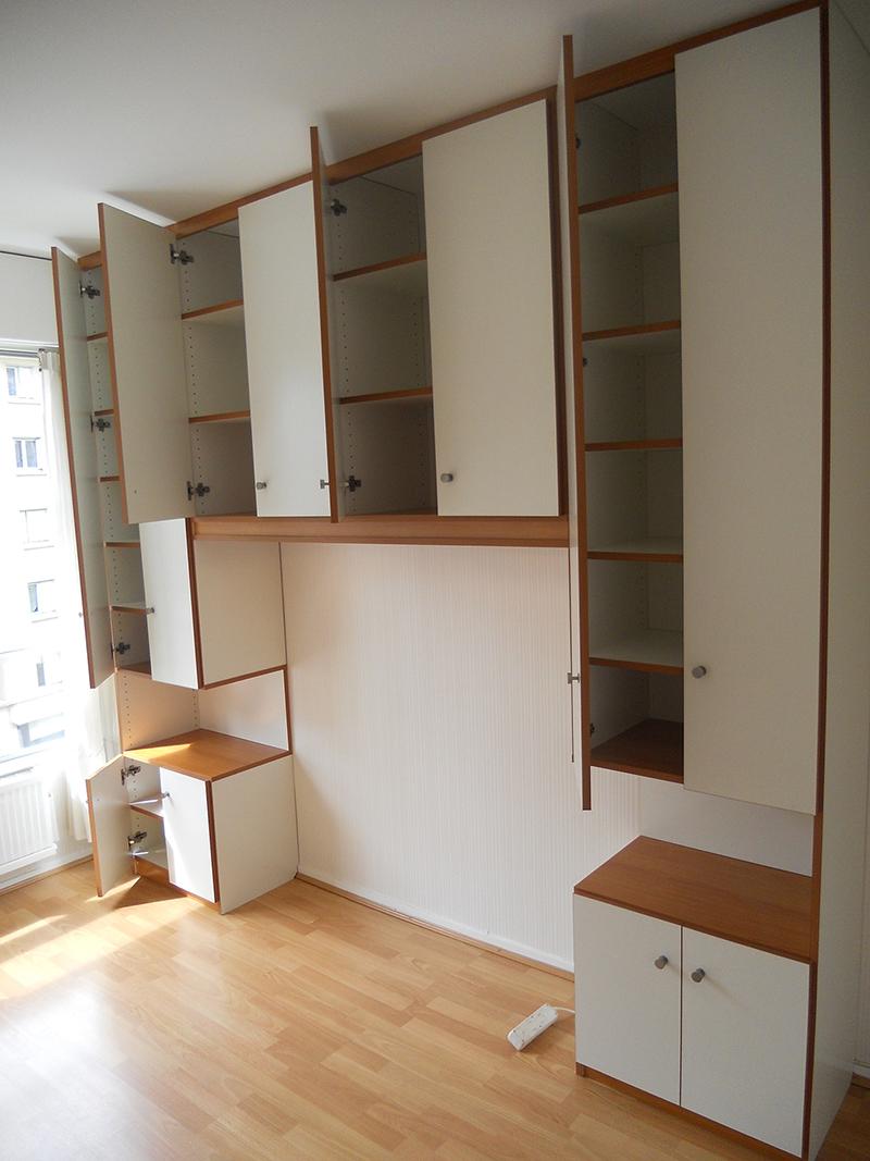 placards sur mesure espace placard. Black Bedroom Furniture Sets. Home Design Ideas